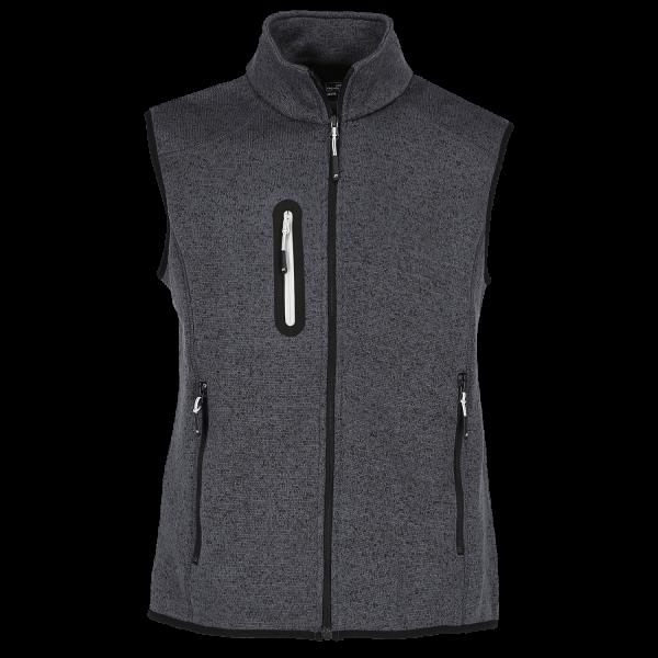 Knitted Fleece Vest