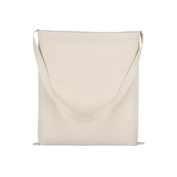 Cotton Bag Classic with one long handle