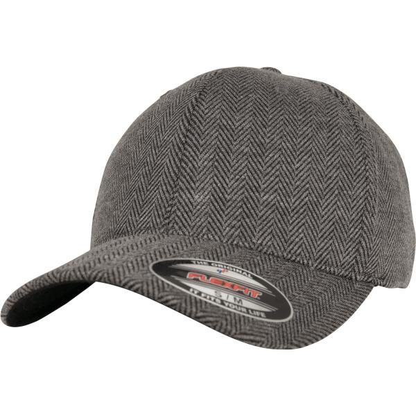 Heringbone Melange Flexfit Cap
