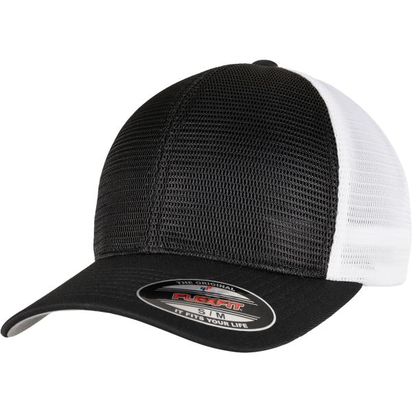 Flexfit 360 Omnimesh Cap 2-Tone