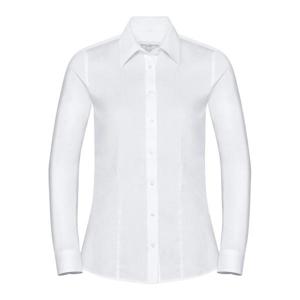 Coolmax® Bluse – Langarm