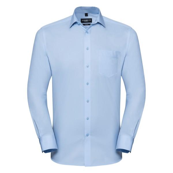 Men's Long Sleeve Coolmax® Shirt