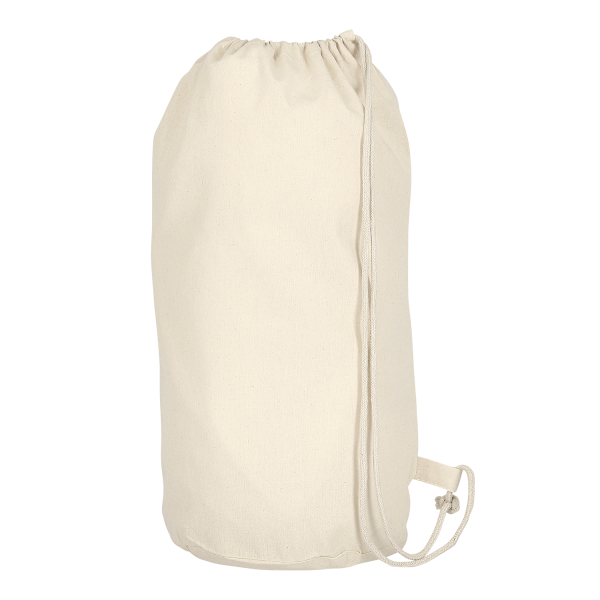 Cotton Match-Pouch with round base