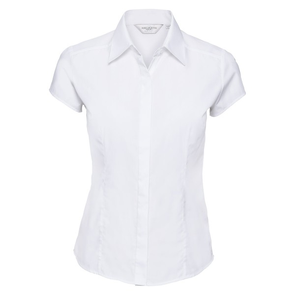 Ladies' Cap Sleeve Fitted
