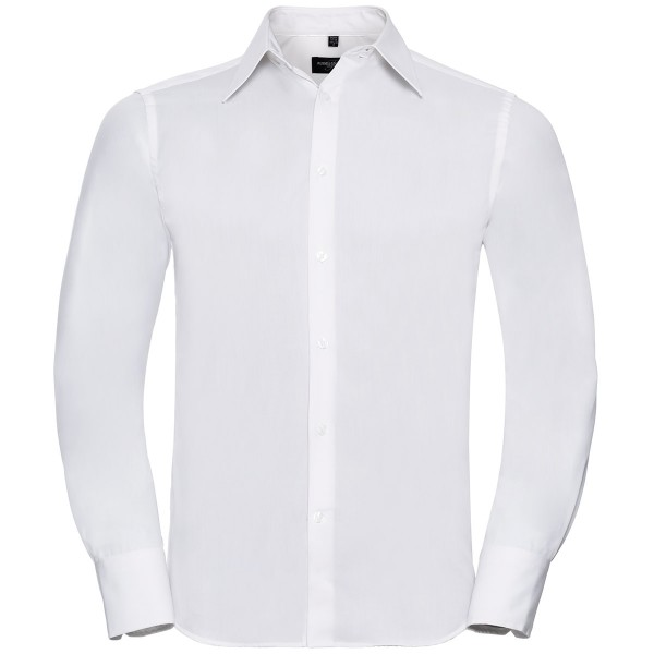 Men's Long Sleeve Fitted
