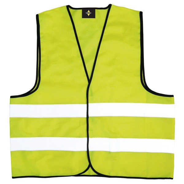 Safety Vest EN ISO 20471:2013