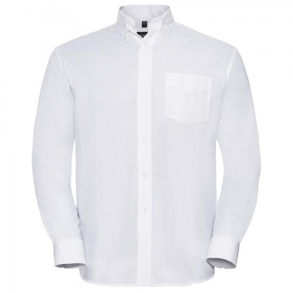 Klassisches Oxford Hemd – Langarm