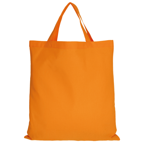 Texxilla Cotton Bag Basic with two short handles
