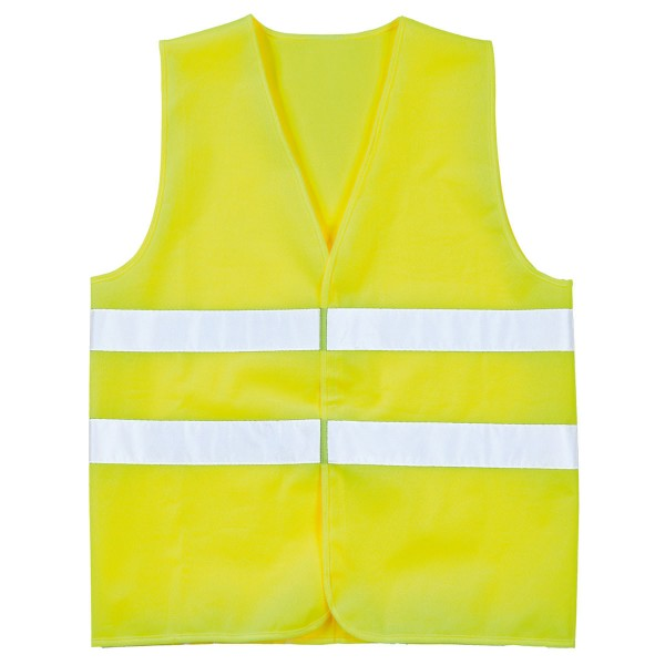 Safety Vest with own Fabric Bag