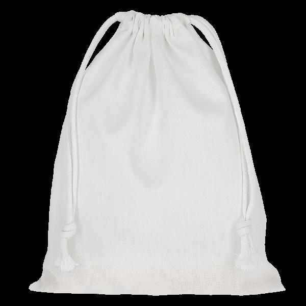 Texxilla Cotton Drawstring-Pouch, 25 x 30 cm