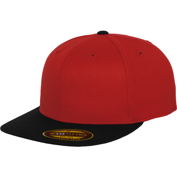 Premium 210 Fitted 2-Tone Cap