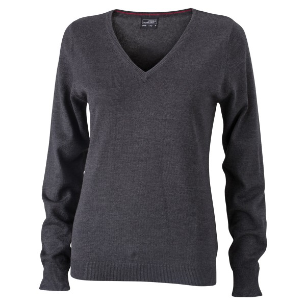 Ladies´ V-Neck Pullover