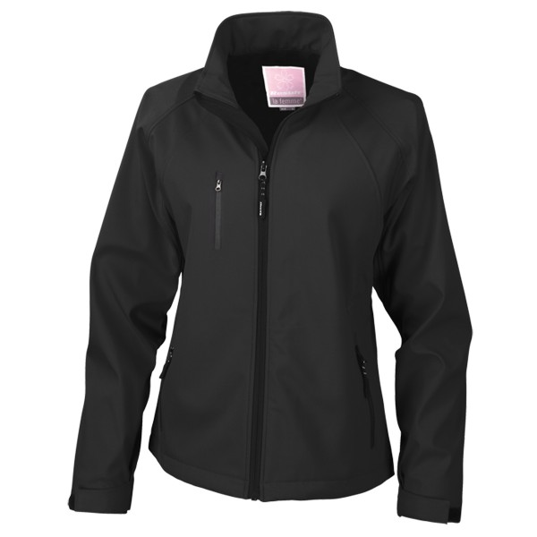 La Femme® 2-Lagen Base Softshell Jacke
