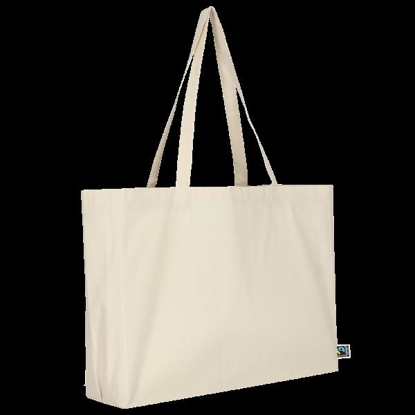 Texxilla Shopper made of Fairtrade-Cotton