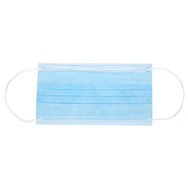 Medical surgical masks, set of 50, EN14683