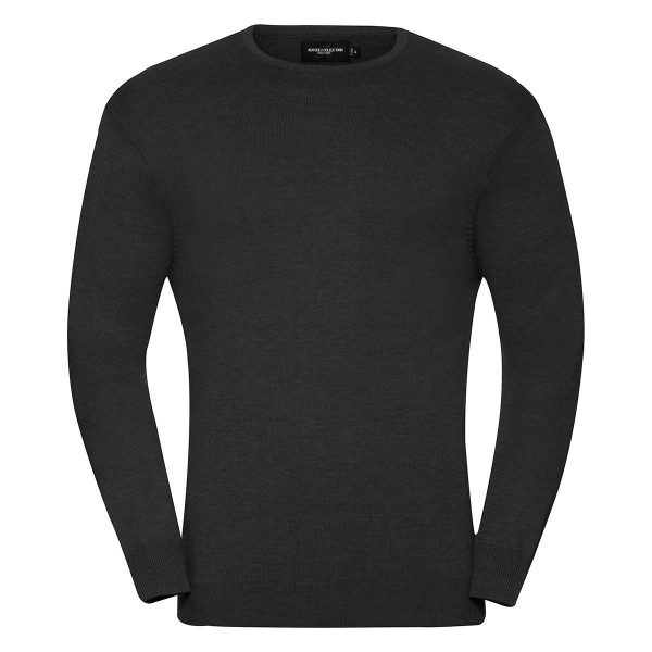Men's Crew Neck Knitted