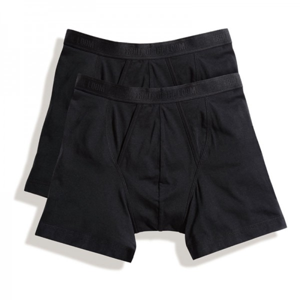 Classic Boxer, 2 Pack