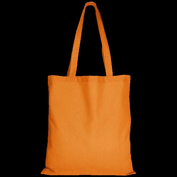 Texxilla Baumwolltasche Basic mit zwei langen Henkeln