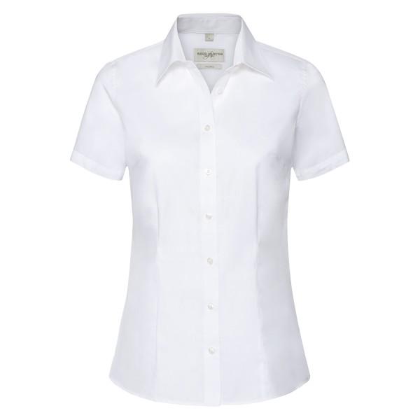 Coolmax® Bluse – Kurzarm