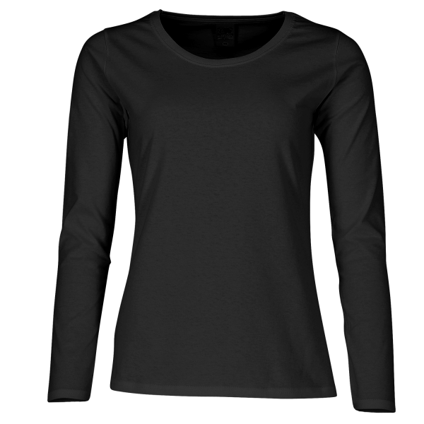 Ladies Valueweight Long Sleeve T