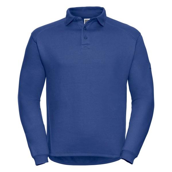 Workwear Collar Sweatshirt