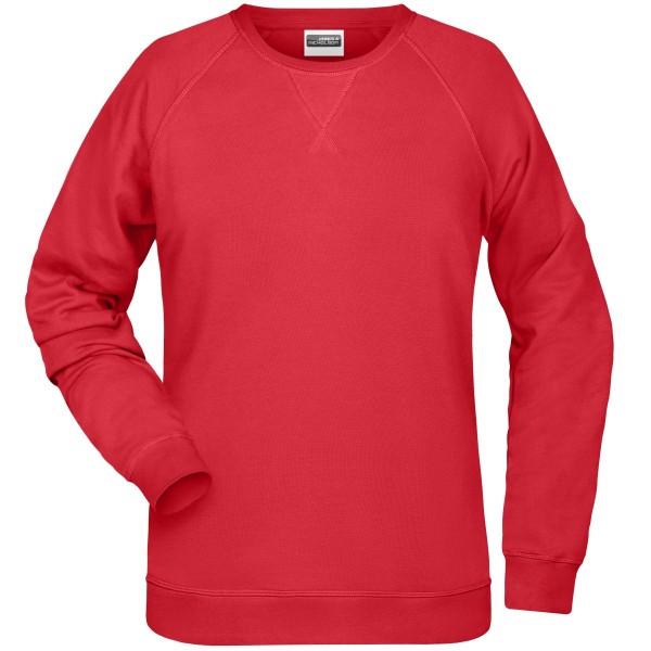 Ladies Bio Sweatshirt