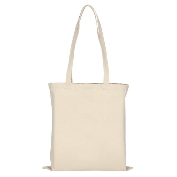 Canvas-Tasche Classic mit zwei langen Henkeln