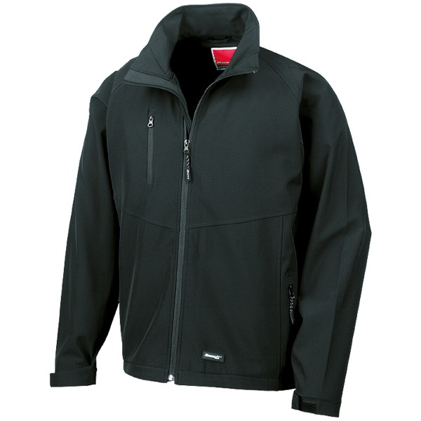 Base Layer Softshell Jacket