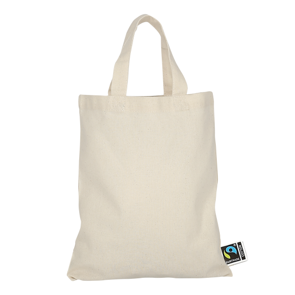 """Chemist's Bag"" made of Fairtrade-Cotton"