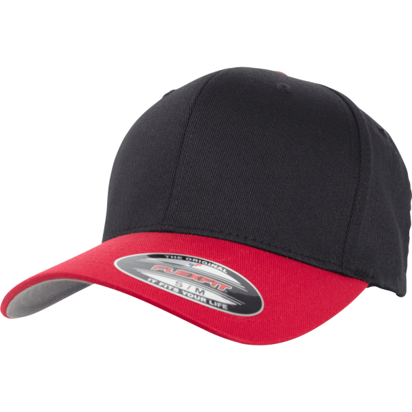 Flexfit Wooly Combed 2-Tone Cap