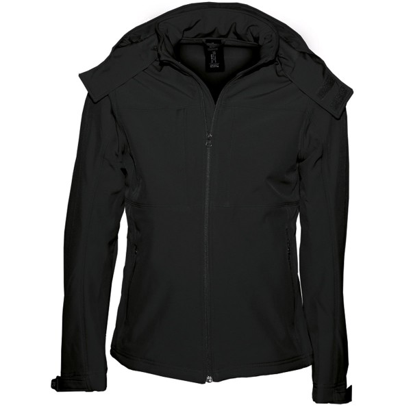 Men's Hooded Softshell