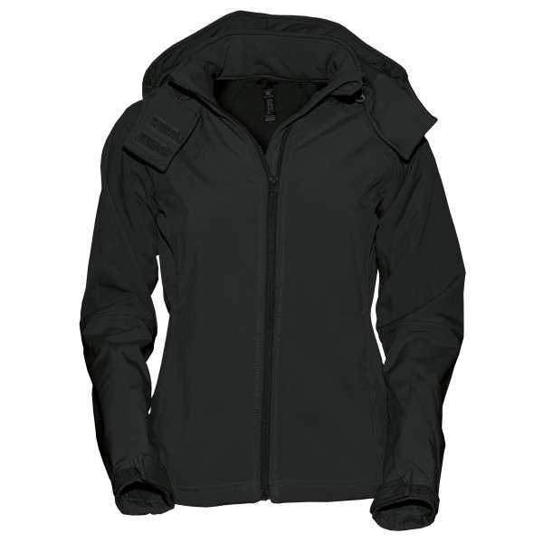 Ladies´ Hooded Softshell