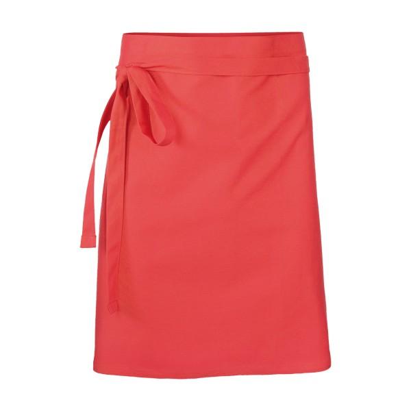 Texxilla Short Bistro Apron, mixed fabric