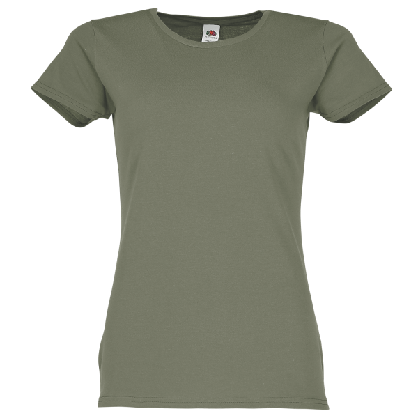 Ladies Iconic 150 T-Shirt