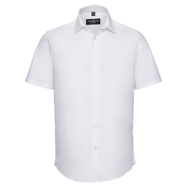 Men's Short Sleeve Fitted