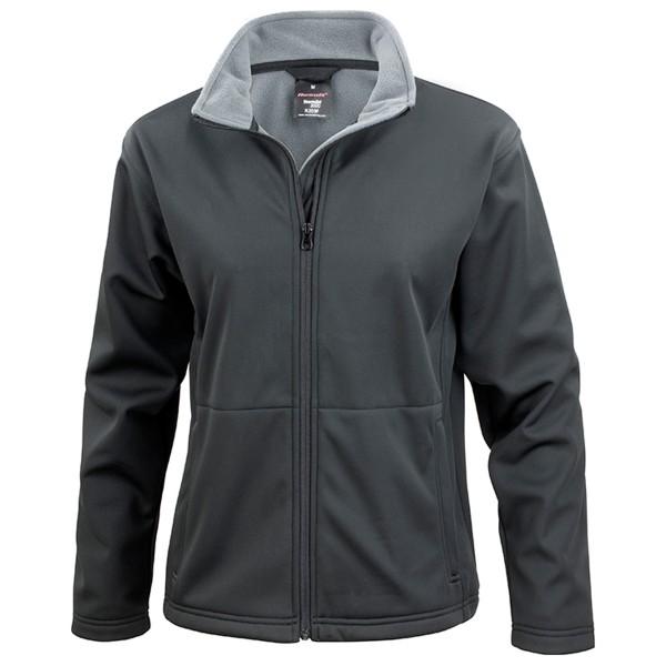 Ladies 3Layer Softshell Jacket