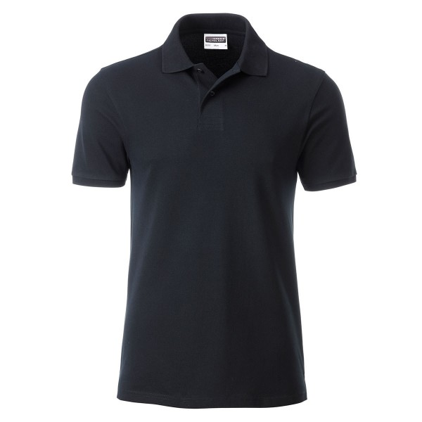 Men's Basic Polo Organic