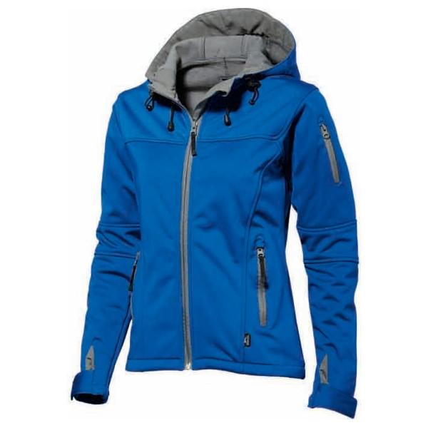 Women Match Softshell Jacket