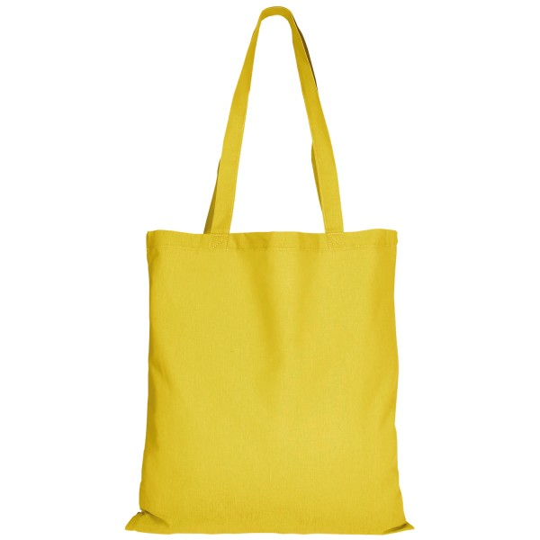 Cotton Bag Basic with two long handles