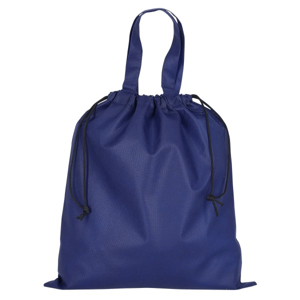 PP-Bag Classic with two short handles and double drawstring