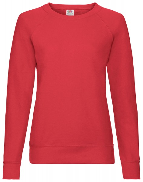 Lightweight Raglan Sweat Lady-Fit