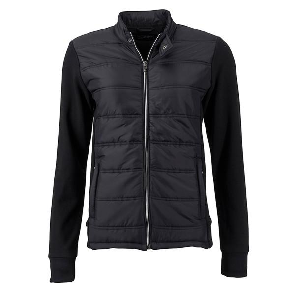 Hybrid Sweat Jacket