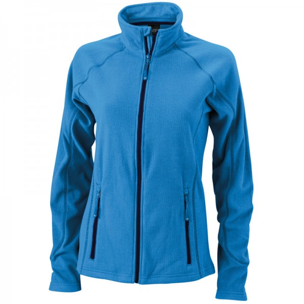 Ladies Structure Fleece Jacket