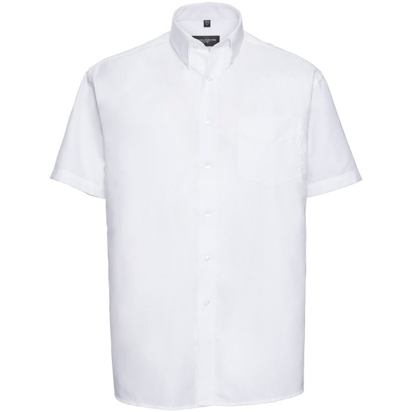 Men's Short Sleeve Classic Oxford Shirt