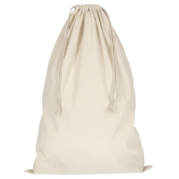Texxilla Cotton Drawstring-Pouch, 50 x 75 cm
