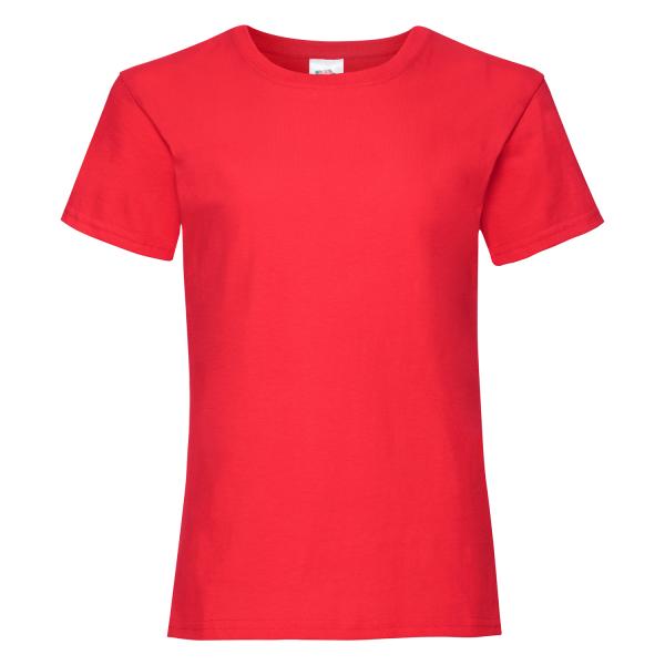 Girls Valueweight T-Shirt