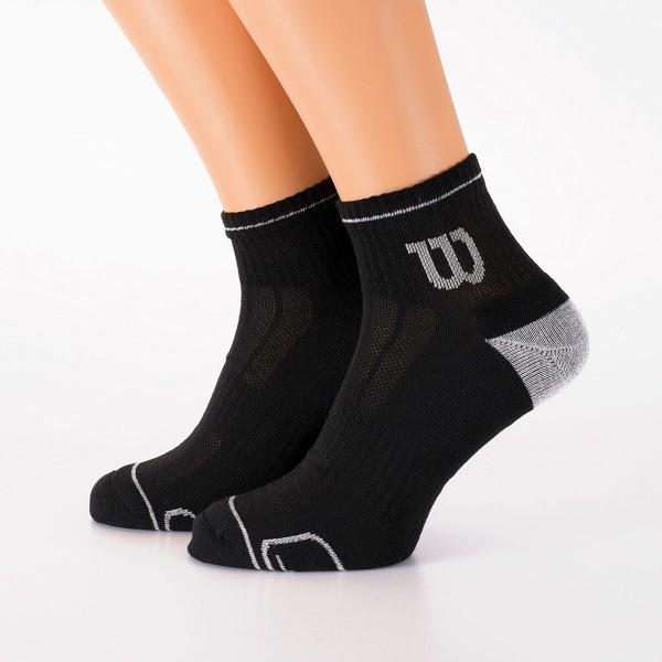 Men's Quarter Socks, 3 Pack