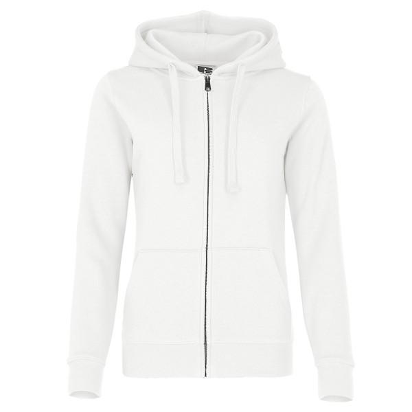 Ladies Authentic Zipped Hood Jacket