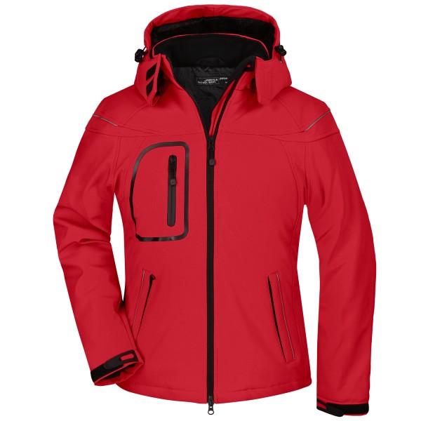 Ladies Winter Softshell Jacket