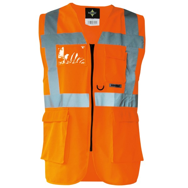 Multifunction Safety Vest (Executive) EN ISO 20471:2013